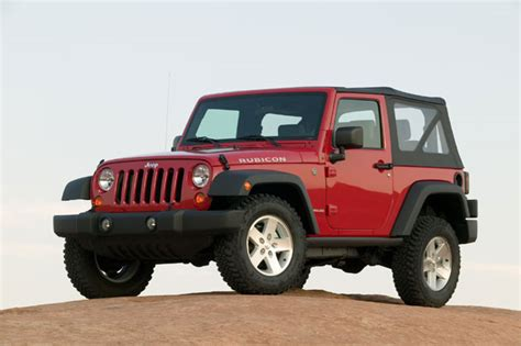 jeep recalling     wrangler  models due