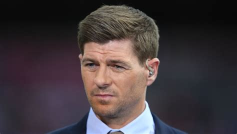 Reds Legend Steven Gerrard Reveals the Main Difference ...