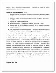 Fast Food Essay Topics Gender Bias Essay In English Language Need A Thesis Statement Essay Why I Deserve This Scholarship Essay also Anti Gay Marriage Essay Gender Bias Essay Essay Causes Of Poverty Gender Bias Essay In  College Argumentative Essay