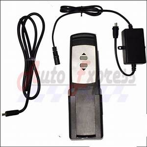 New Wireless Remote Control Wiring And Switch Kit For 1