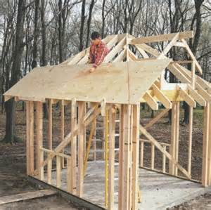 6x8 Storage Shed Plans Free by Woodwork Cottage Storage Shed Plans Pdf Plans
