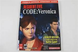 Resident Evil  Code Veronica Guide