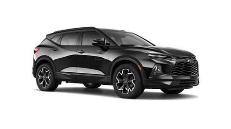 New Black Chevrolet Blazer Awd For Sale
