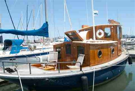 Airbnb Boats Sausalito the coolest us houseboats on airbnb thrillist