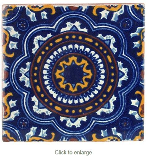 Southwest Mexican Tile Tucson by Mexican Talavera Tile Pp2178 15 Handpainted Tiles