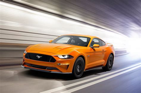 New Ford Mustang 2018 by 2018 Ford Mustang Reviews And Rating Motor Trend