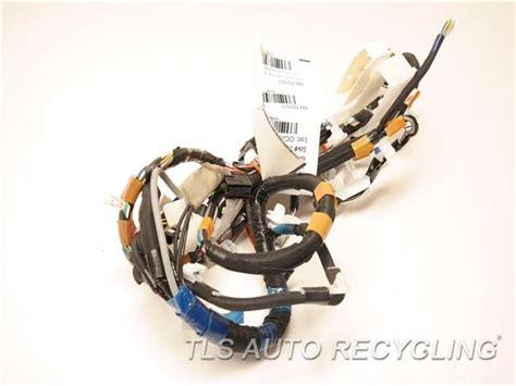 Toyota Runner Dash Wire Harness