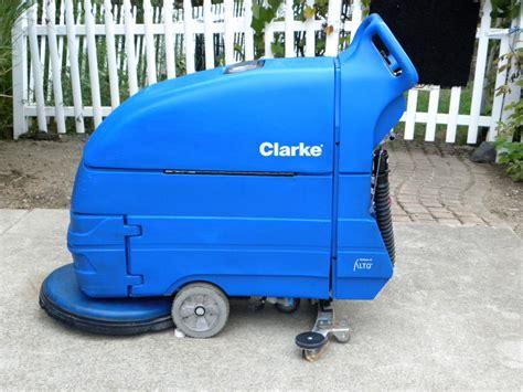 Automatic Floor Scrubber Machine by Antique1977 Clarke Alto Encore 20 Quot Automatic Floor