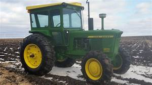 1970 John Deere 4020 Fwd Powershift