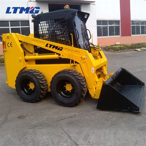kg heavy equipment skid steer machine narrow skid steer track loader