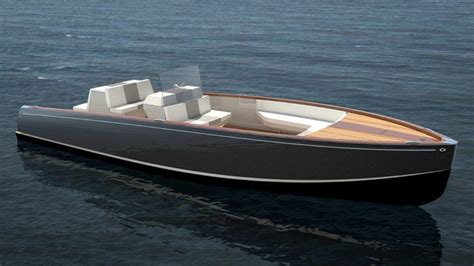 Hinckley Yachts President by Hinckley Unveils Dasher The World S Fully Electric