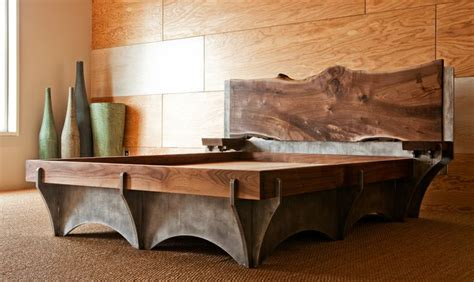 images  metal  wood furniture  pinterest