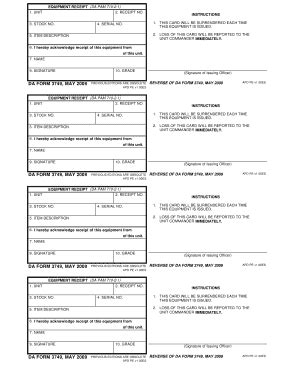 da form 3749 fillable fill out and sign printable pdf