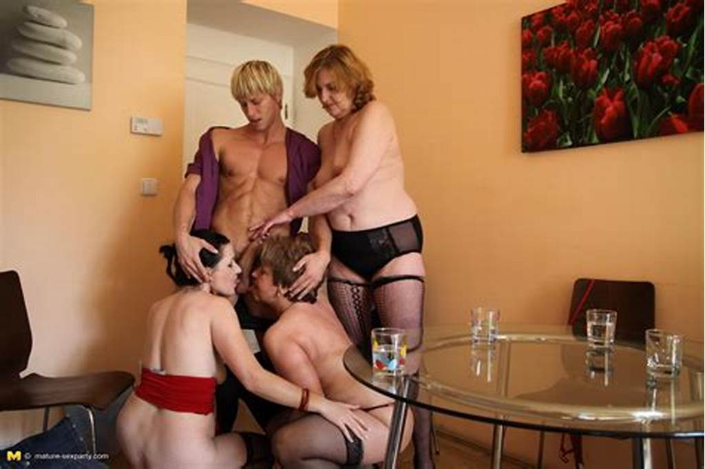 #Three #Mature #Sluts #Take #On #One #Hard #Cock
