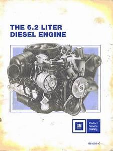 Gm Stg 16015 05 1c 1987 The 6 2 Liter Diesel Engine