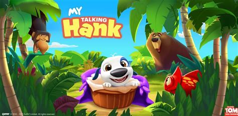 talking tom creator outfit launches  talking hank game