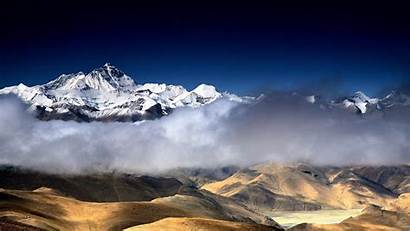 Everest Wallpapers Mount 4k Sky Ultra Backiee
