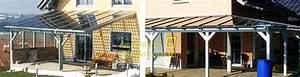 Terrassendach Selber Bauen : terrassen berdachung selber bauen mit einem glasdach bauen ~ Sanjose-hotels-ca.com Haus und Dekorationen