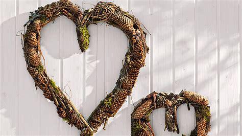 Herbstdeko Fenster Diy by Deko Ideen Natur Christophorus