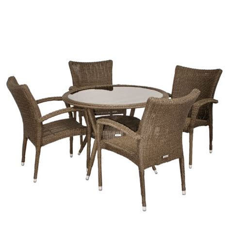 patio sets clearance atlantic bari 5 dining set