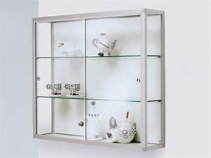 Kleine Glasvitrine Für Die Wand : glas h ngevitrine jourtym b rom bel online g nstig ~ Markanthonyermac.com Haus und Dekorationen