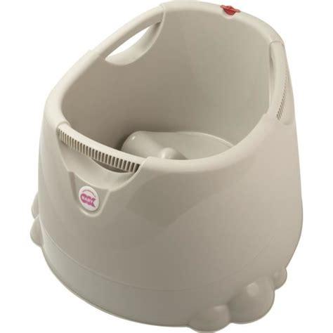 siège de bain bébé ok baby siege de bain opla gris achat vente assise