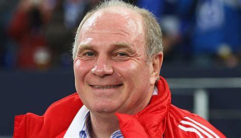 Ulrich uli hoeneß (german pronunciation: Auszeichnung für Bayern-Manager