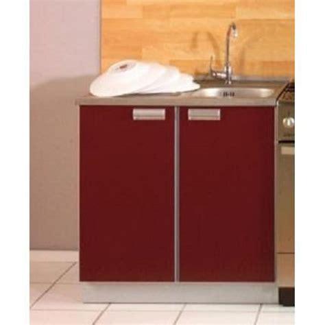 evier cuisine inox pas cher cuisine opale bordeaux 1m40 3 meubles évier inox mitigeur achat vente cuisine complete pas