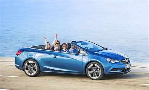 Opel Convertible by Opel S New Cascada Convertible And Others World Debut