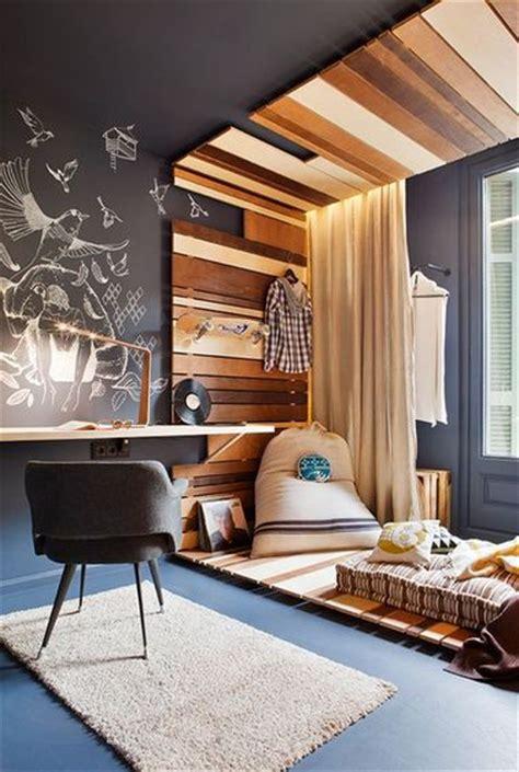chambre ado grise 6 chambres ado fille pour piquer des idées déco