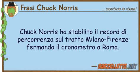 chuck norris record barzelletta chuck norris ha stabilito il record di