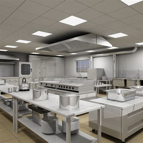 commercial kitchen ideas safe food preparation in well designed commercial