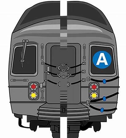 Train Subway Vector Ride Admin