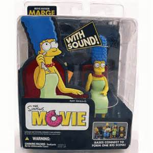 Marge Simpson Action Figure