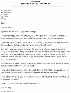 Supply chain manager cover letter example icoverorguk for Cover letter for supply chain management