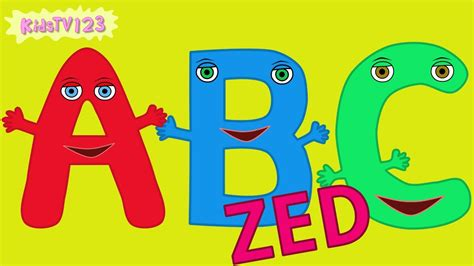Abc Song Collection (zed Version) Youtube
