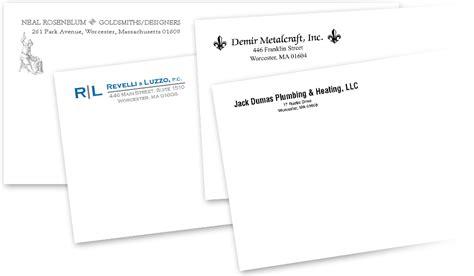 corporate envelopes  letterheads stationery design