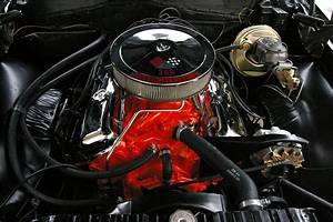 1965 Chevy Impala Ss Engine