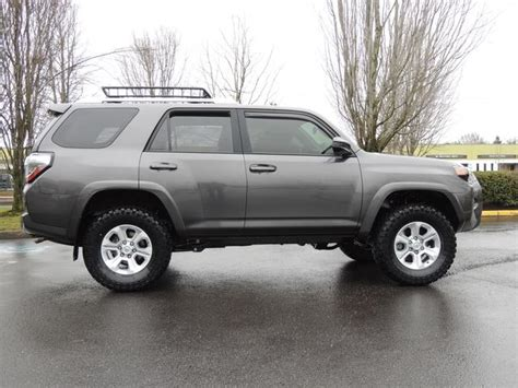 """Check spelling or type a new query. 2016 Toyota 4Runner SR5 4.0L 4WD 1-OWNER LIFTED 33"""" 19,680 ..."""