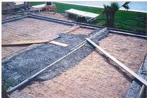 construction d39une terrasse partie 2 le guide de la With comment construire une terrasse en beton