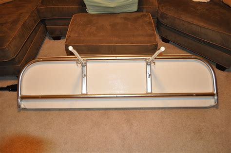 Boat Bench Seat by Large Custom Folding Rear Bench Seat And Matching Backrest