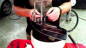 Mercury 9 8 H P  110 Outboard Motor Water Pump Repair And