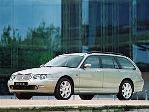 Review  Rover 75  2001