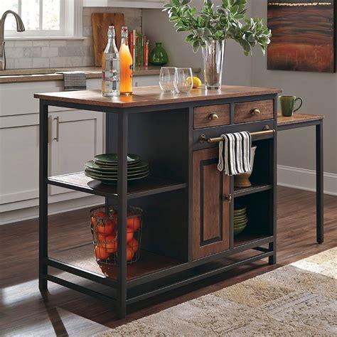 industrial kitchen island  coaster furniture  reviews