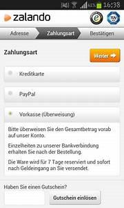 Shopping Auf Rechnung : zalando online shop auf rechnung bestellen kaufen ~ Themetempest.com Abrechnung
