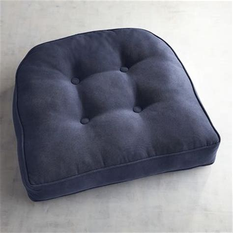 calliope deluxe chair cushion indigo pier 1 imports