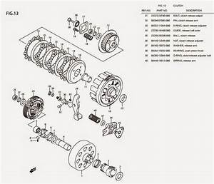 Suzuki Shogun R Automatic Clutch Manual