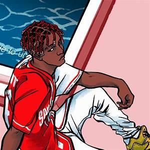 Sad Kodie Shane Ft Lil Yachty Judith Kim Illustration