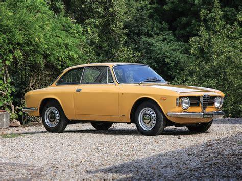 Alfa Romeo 1969 by Rm Sotheby S 1969 Alfa Romeo Gt 1300 Junior By Bertone