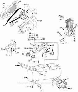Campbell Hausfeld Vs500602 Parts Diagram For Air